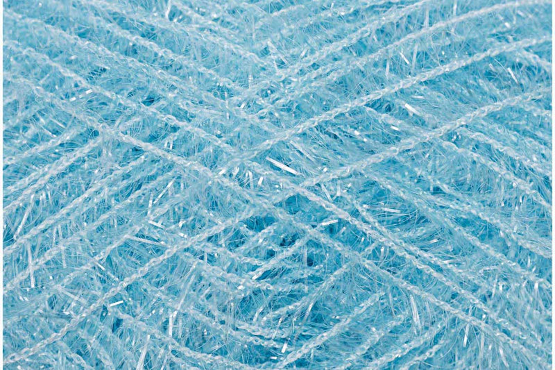 Creative Bubble Yarn Rico LIGHT BLUE 007