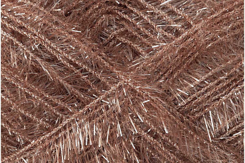 Creative Bubble Yarn Rico BROWN 022
