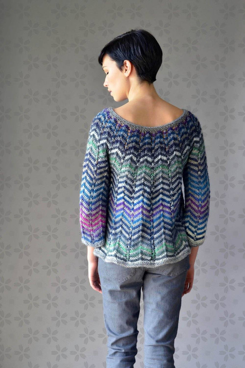 Ripple Effect Pattern Universal Yarn