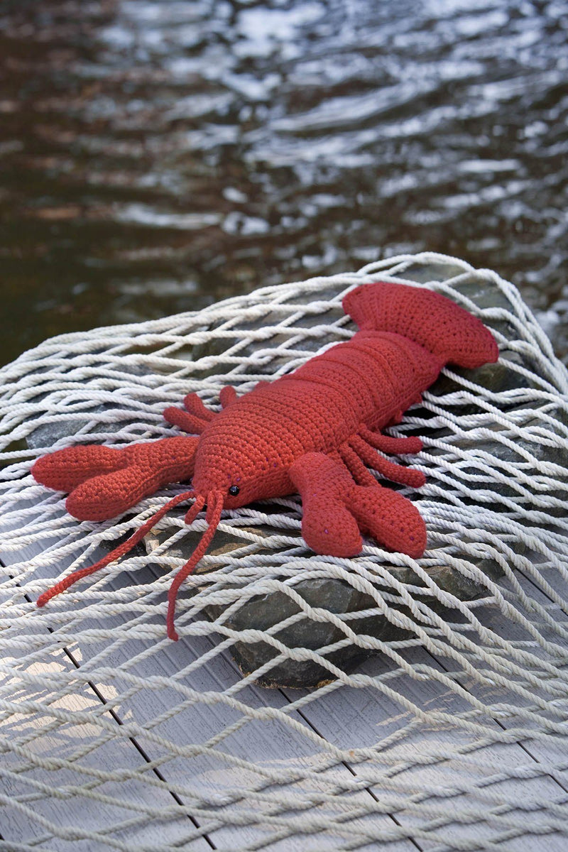 Rock Lobster Pattern Universal Yarn
