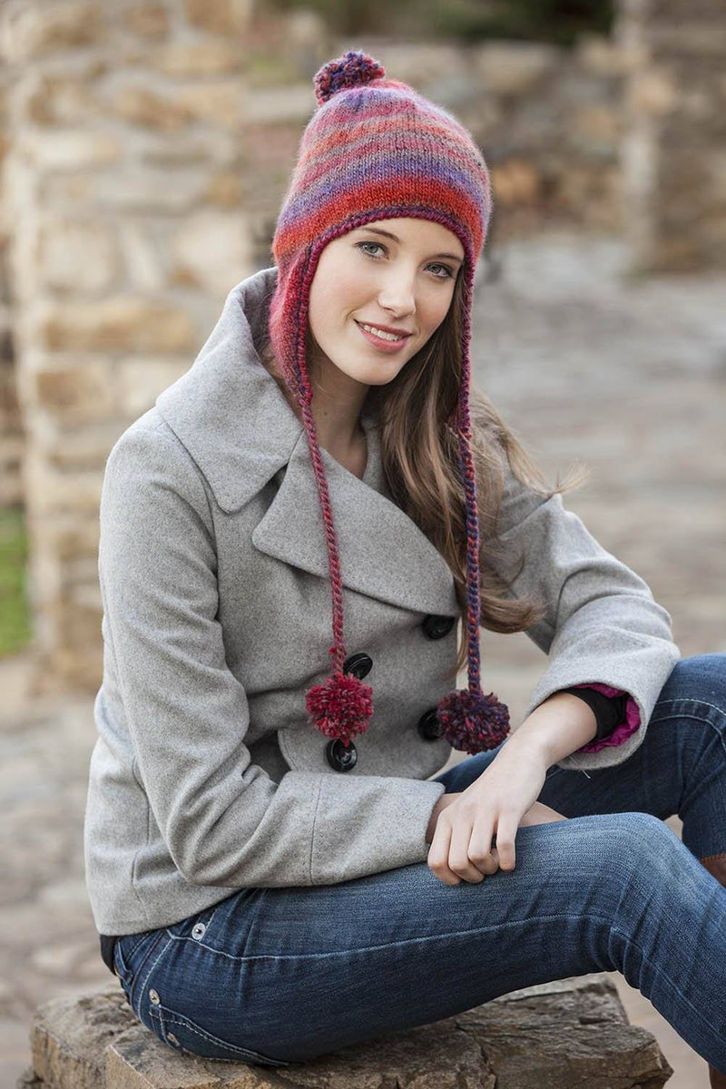 Shire Stroll Hat Pattern Universal Yarn