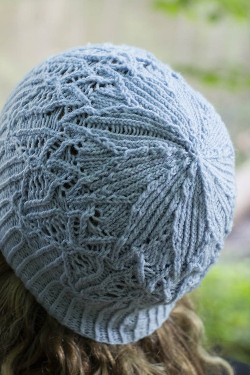 Silver Maple Hat Pattern Universal Yarn