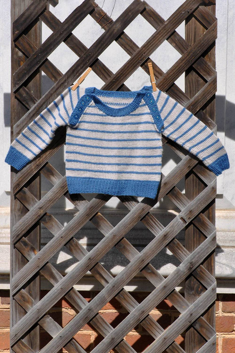 Skipper Sweater Pattern Universal Yarn