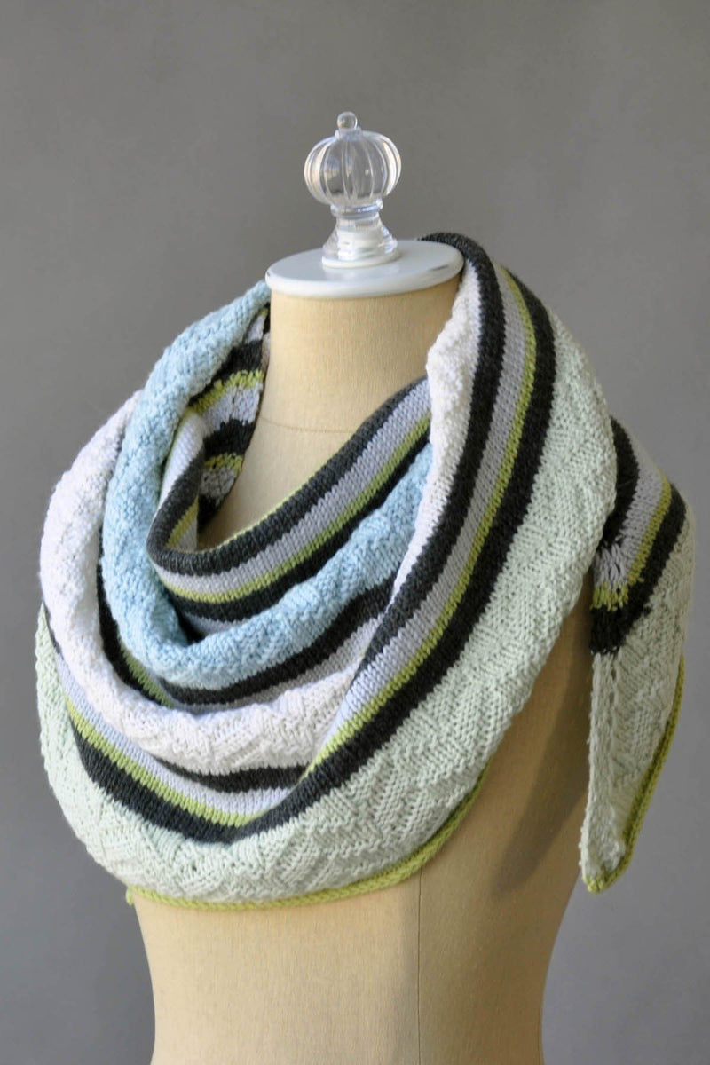 Dona Color Kits - Soothe Kit Universal Yarn Stratification Shawl - STH01
