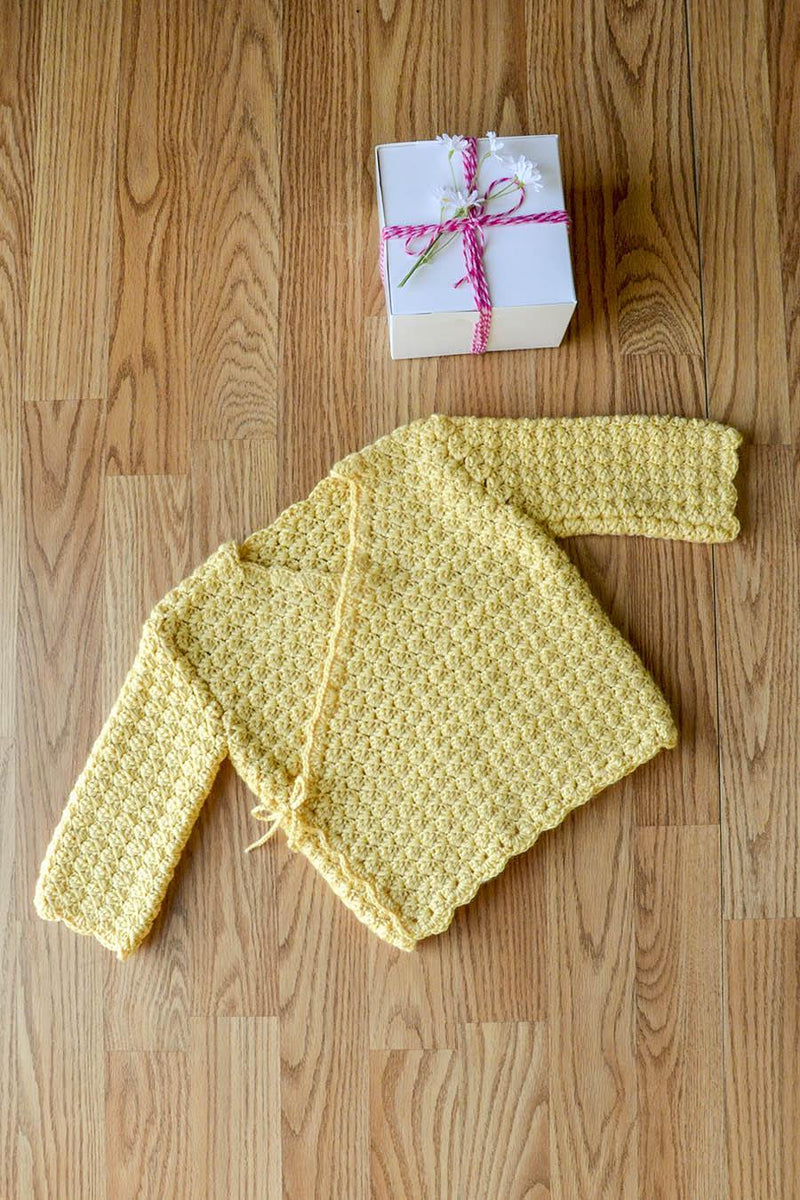 Special Gift jacket Pattern Universal Yarn