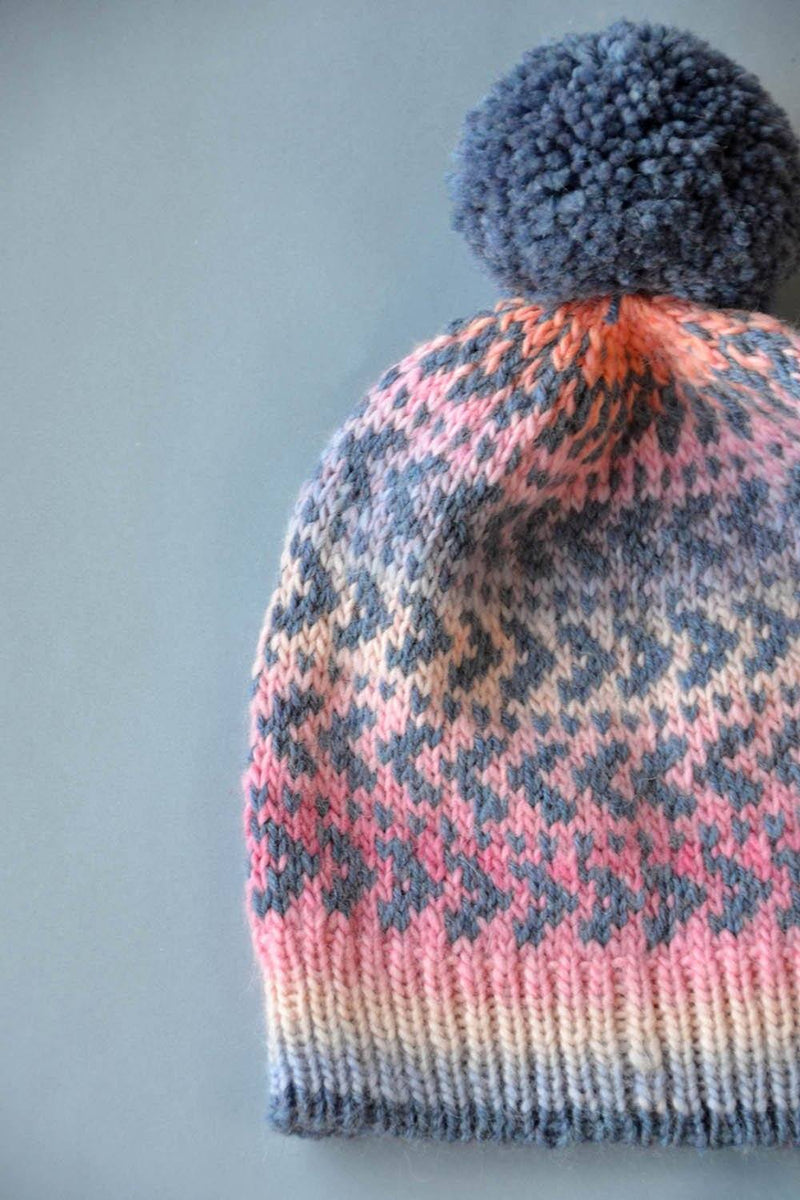 Sunset Slouch Pattern Universal Yarn