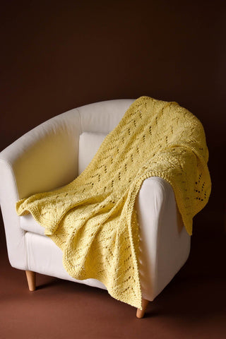 Sunshine Throw