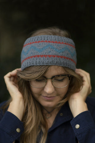 Nutmeg Hat and Mitten Set