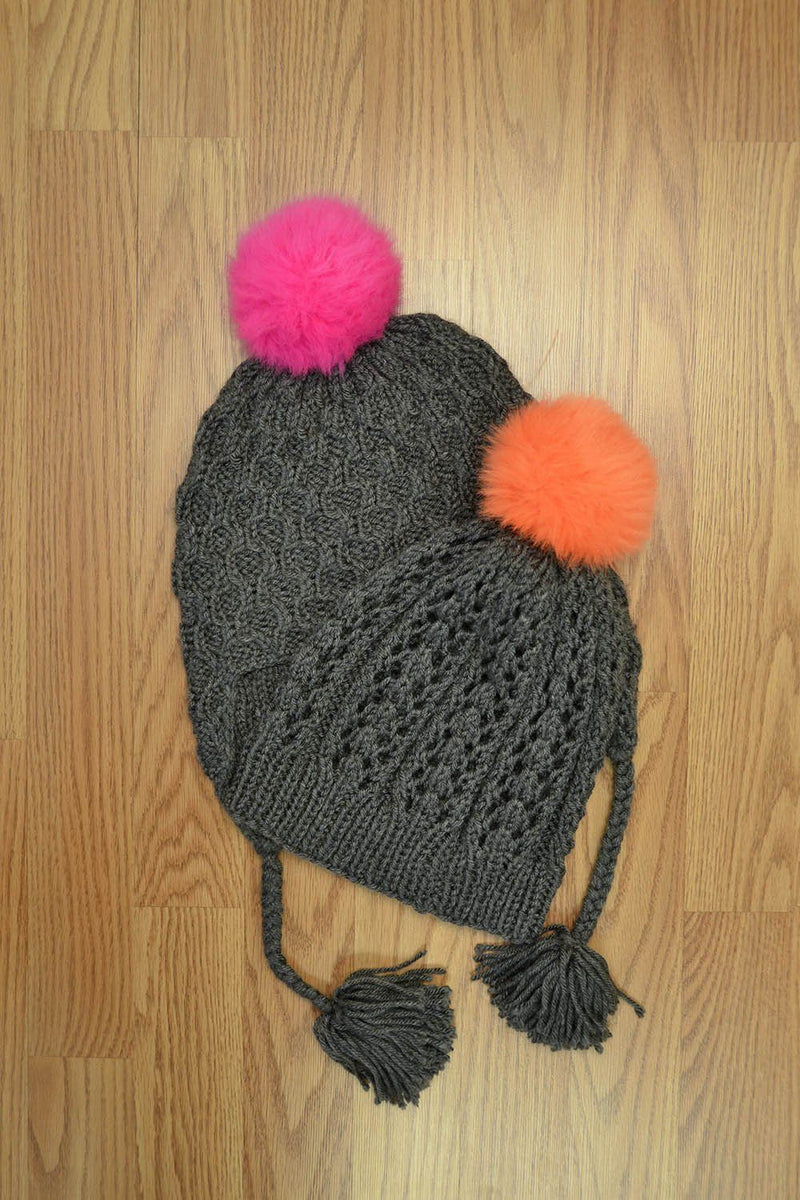 Go-Go Hats Pattern Universal Yarn