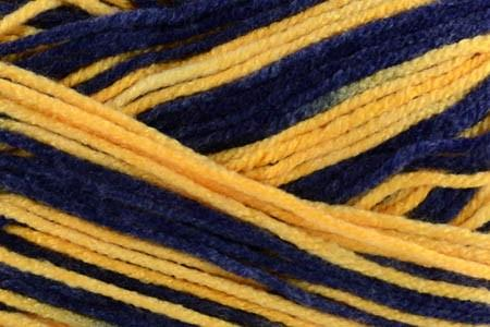 Uptown Worsted Spirit Stripes Yarn Universal Yarn 508 Home Run