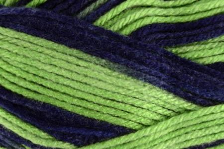 Uptown Worsted Spirit Stripes Yarn Universal Yarn 514 Full Speed