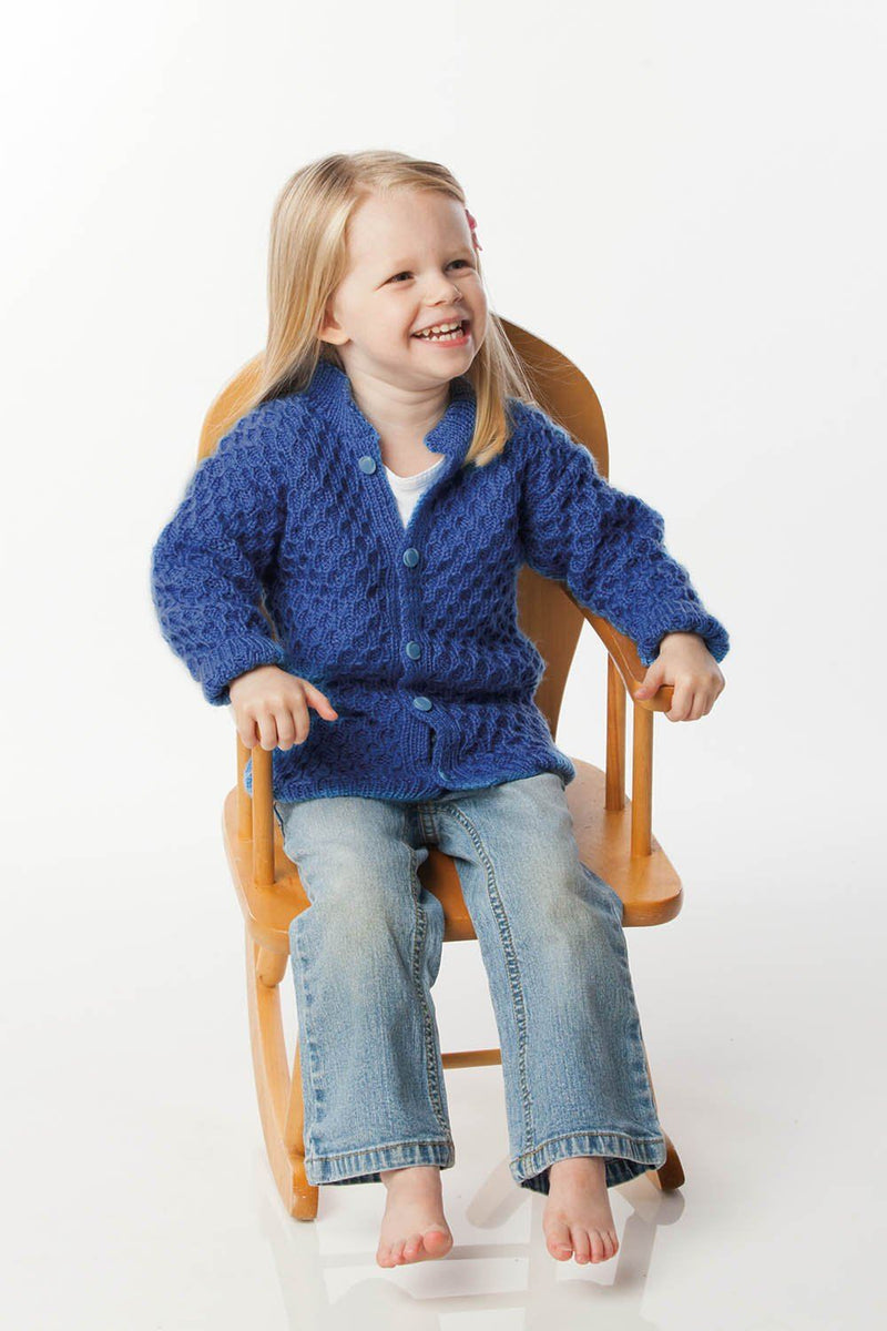 Uptown DK Cherished Knits for Young Ones Pattern Universal Yarn