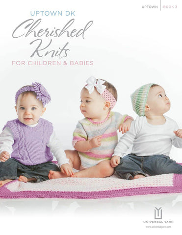 Uptown DK Cherished Knits for Young Ones