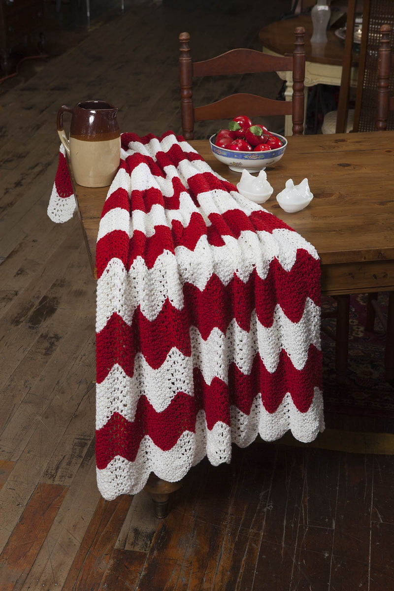 Holiday Stripe Pattern Universal Yarn