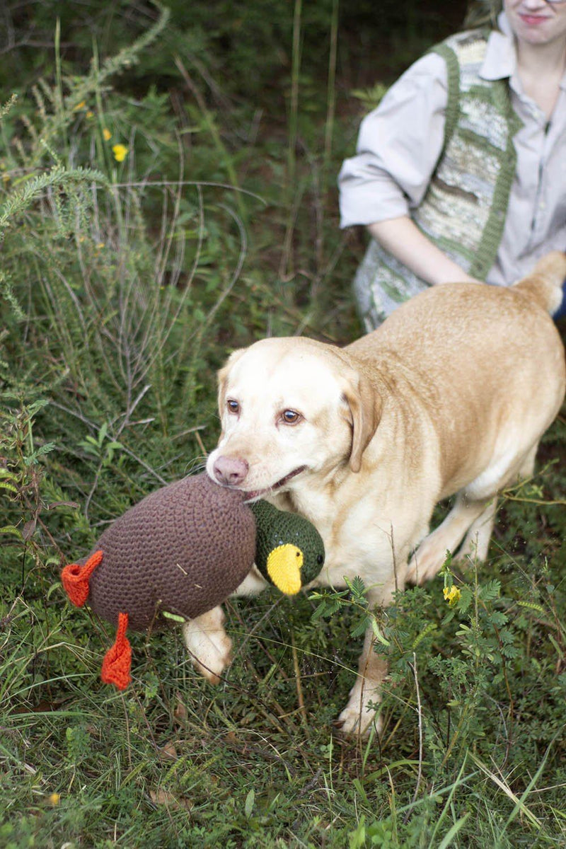 Duck Huntin' Sue Pattern Universal Yarn