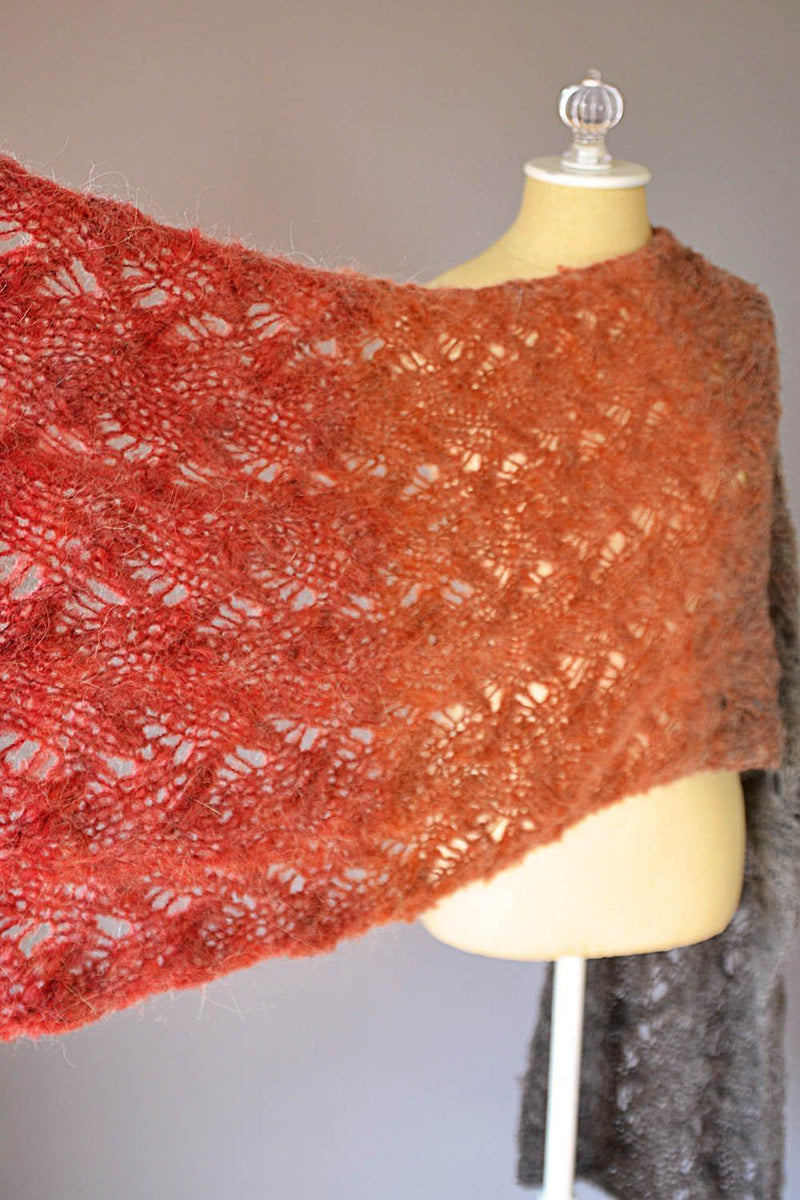 Warmth Stole Pattern Universal Yarn