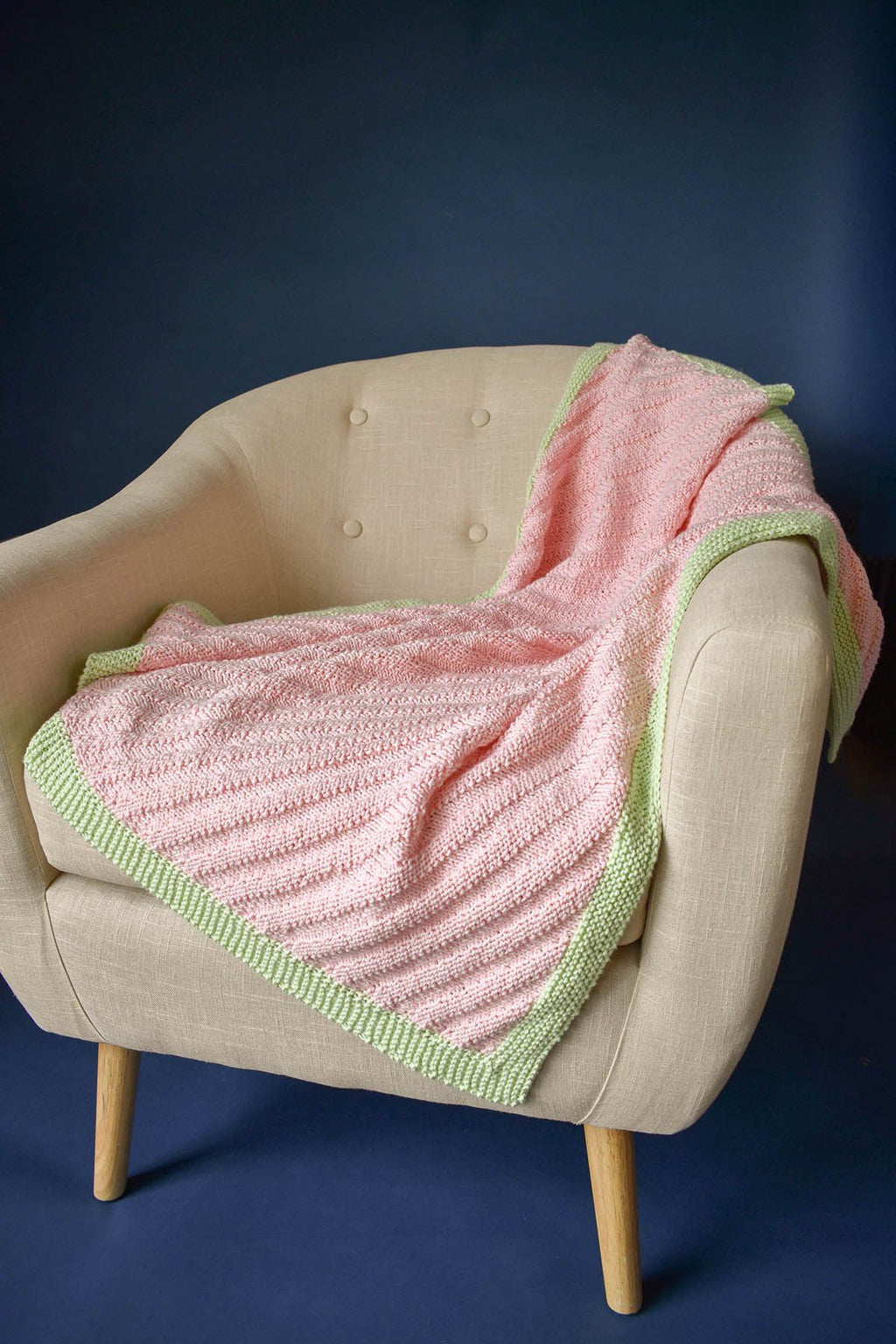 Watermelon Blanket Pattern Universal Yarn