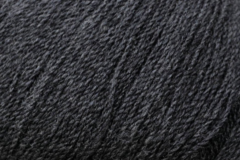 Whisper Lace Yarn Fibra Natura 111 Ebony