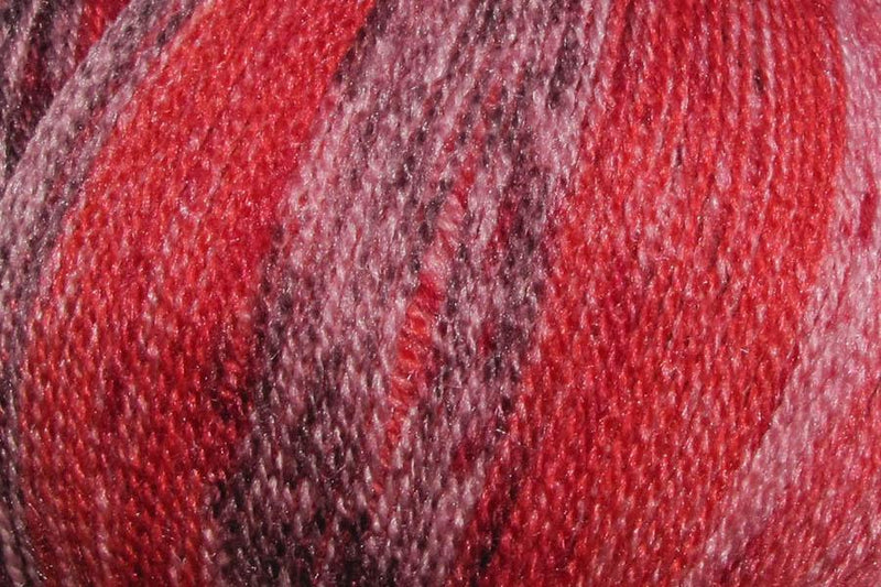 Whisper Lace Yarn Fibra Natura 201Strawberry