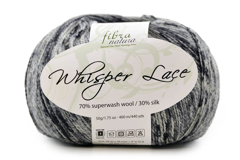 Whisper Lace Yarn Fibra Natura