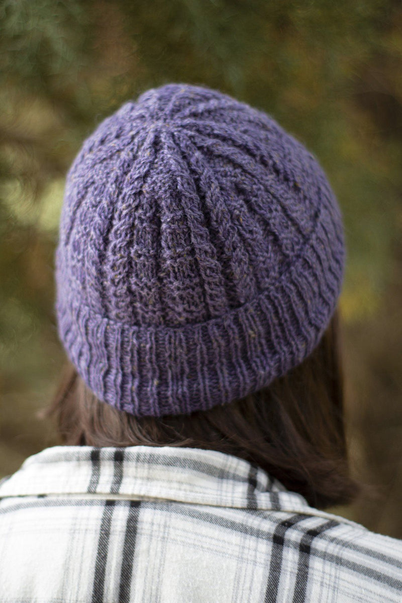 Woodlawn Hat Pattern Fibra Natura