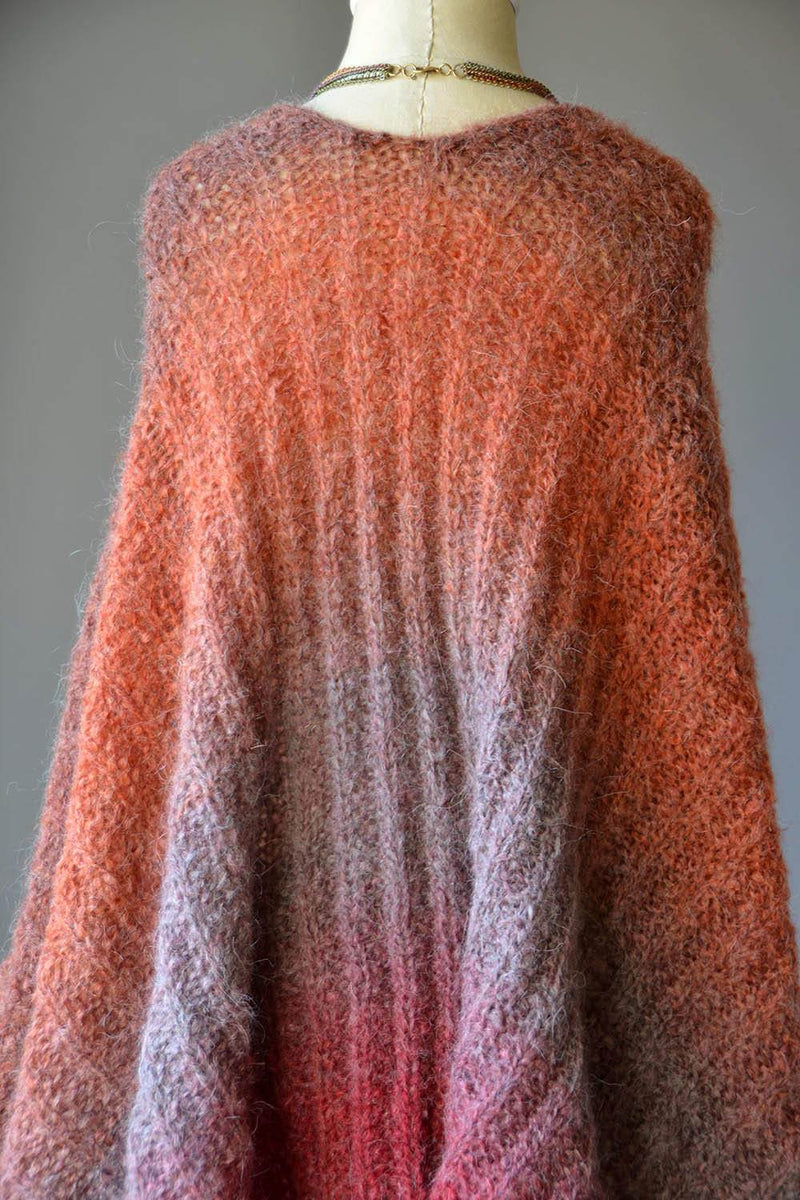 Banked Coals Pattern Universal Yarn
