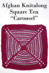 Afghan Knitalong Square 14 - Well Plaid