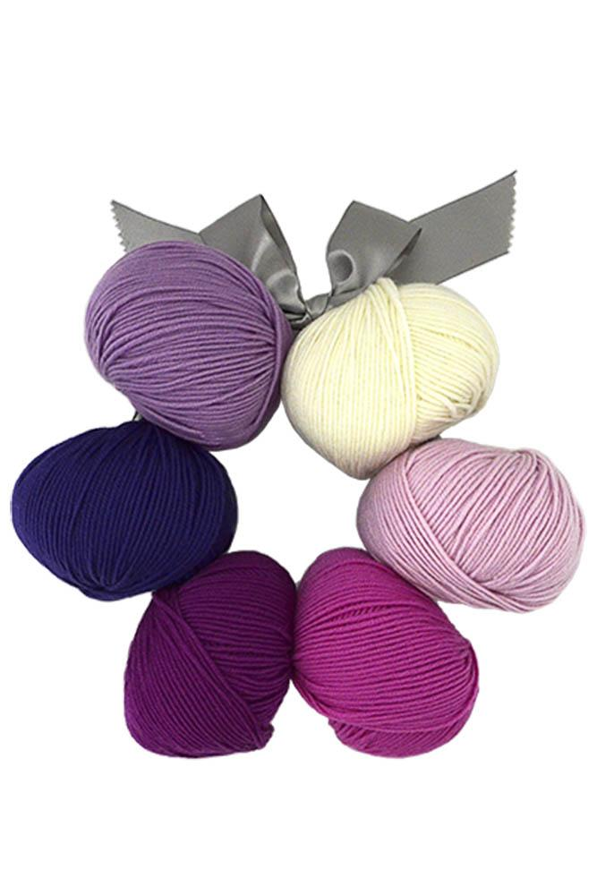 Dona Color Kits - Pinks Kit Universal Yarn