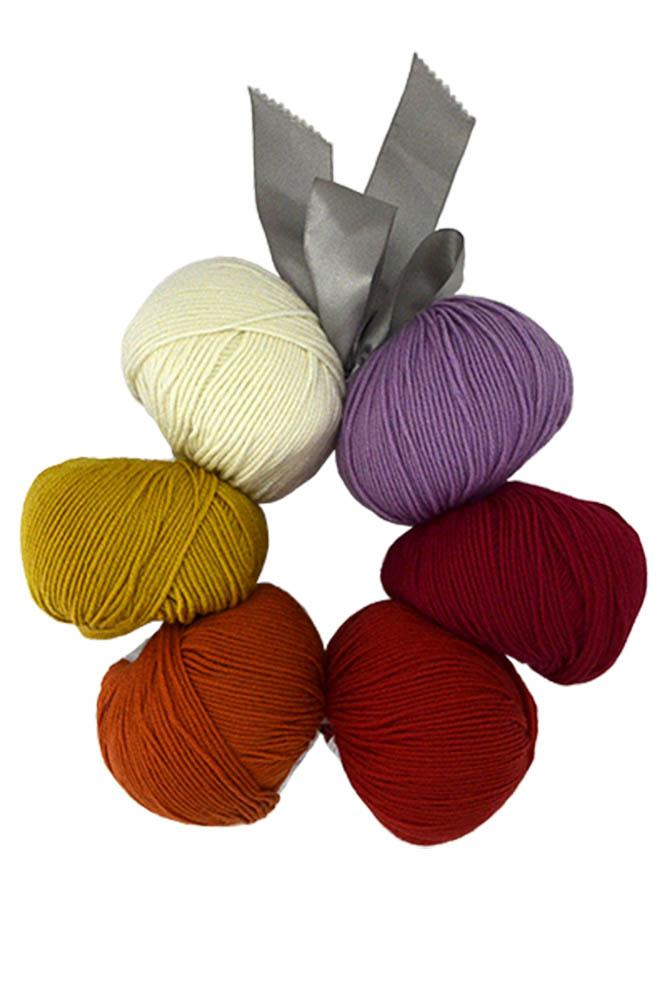 Dona Color Kits - Sunset Kit Universal Yarn