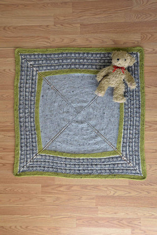 Wickerwork Blanket