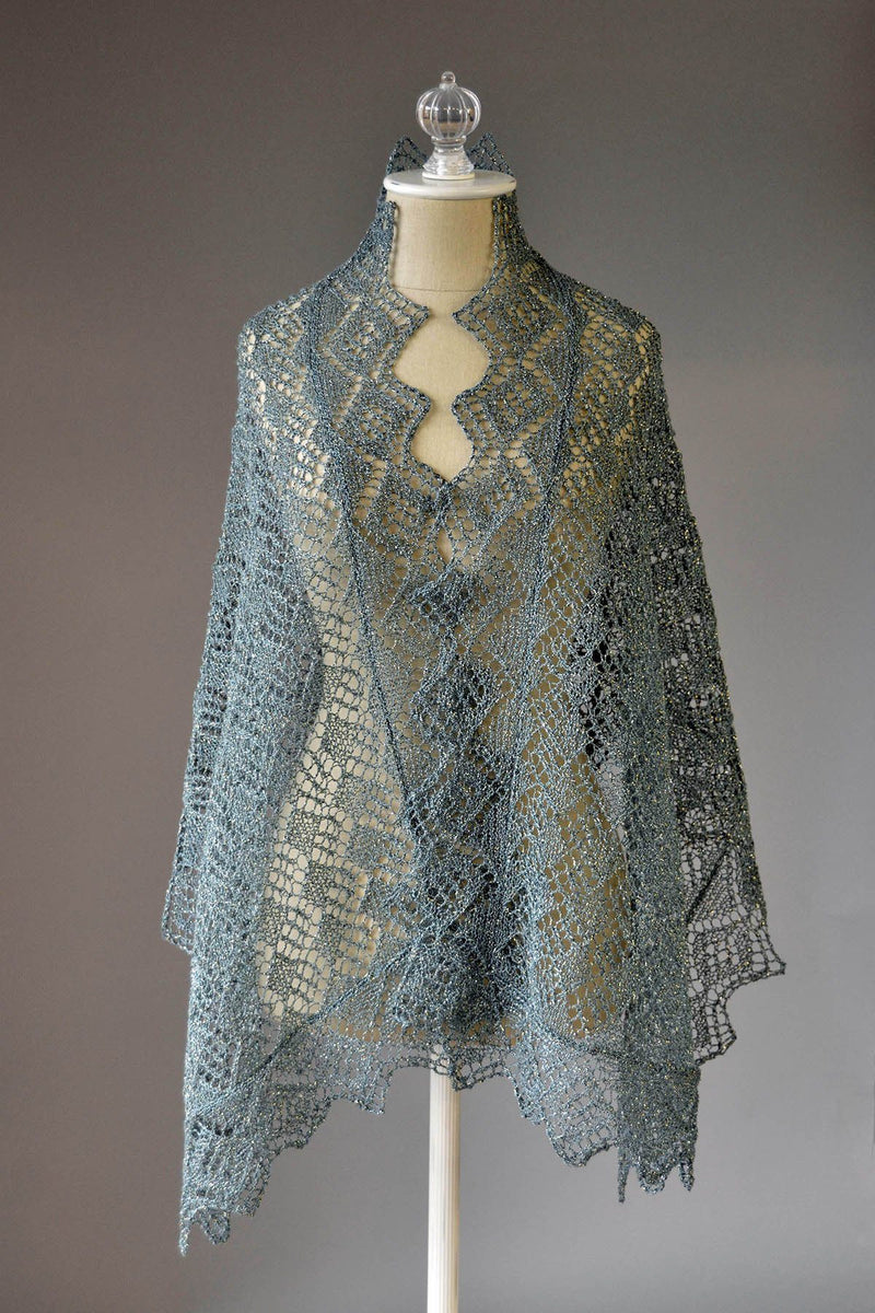 Whimsical Wrap Pattern Universal Yarn