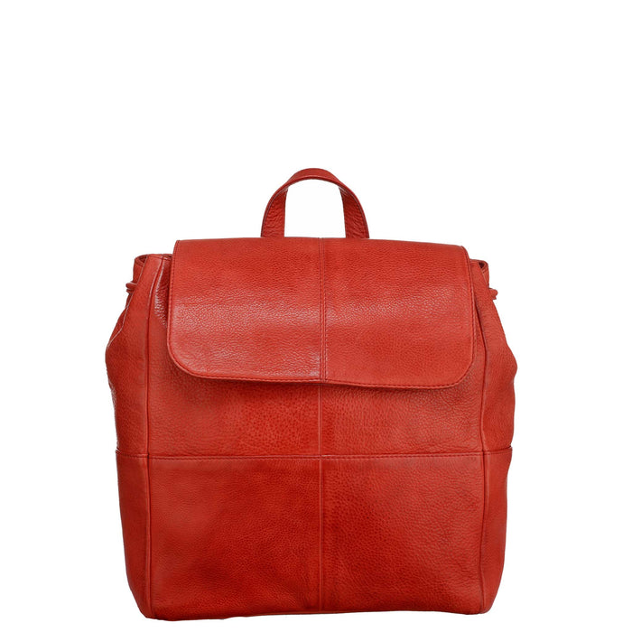 42ad856d0c Women Red BackPack    New York Heritage