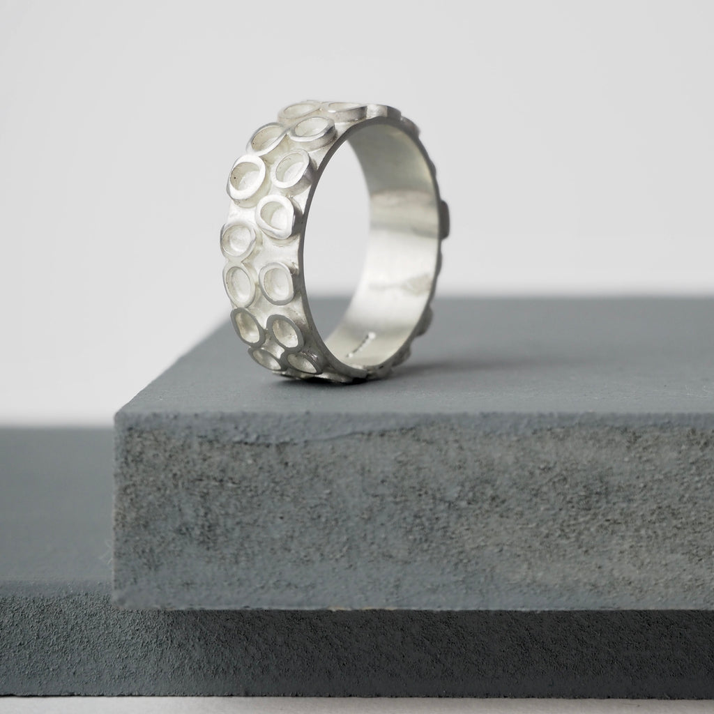 Pebble Ring 3