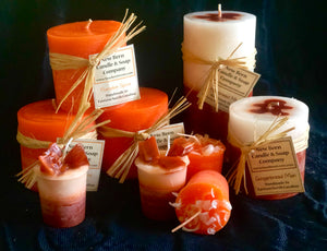 Handmade Candles Inspired By NC