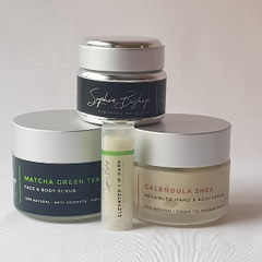ELEVATED  Skin Care Gift Set