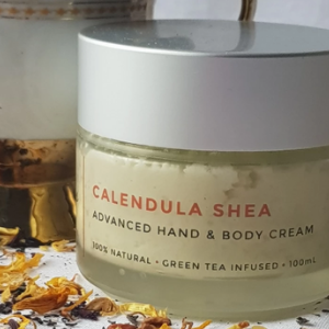 Calendula Shea Advanced Hand & Body Cream