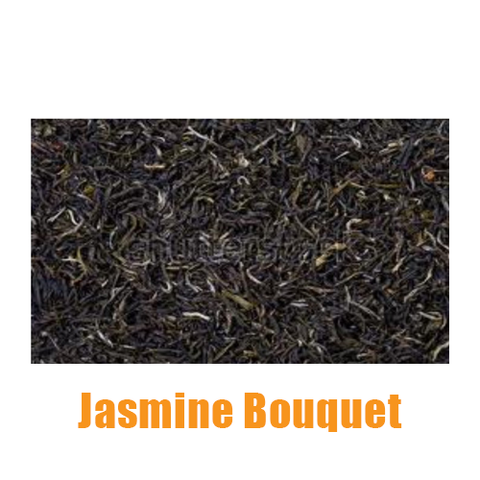 ClariTEA - Jasmine Flowers Green Tea