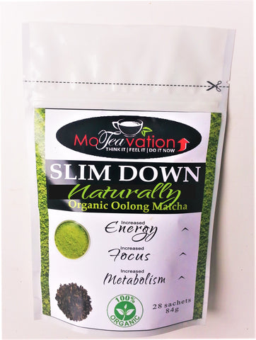 Oolong Slim Down