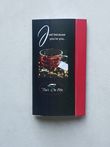Tea & Talk Greeting Cards