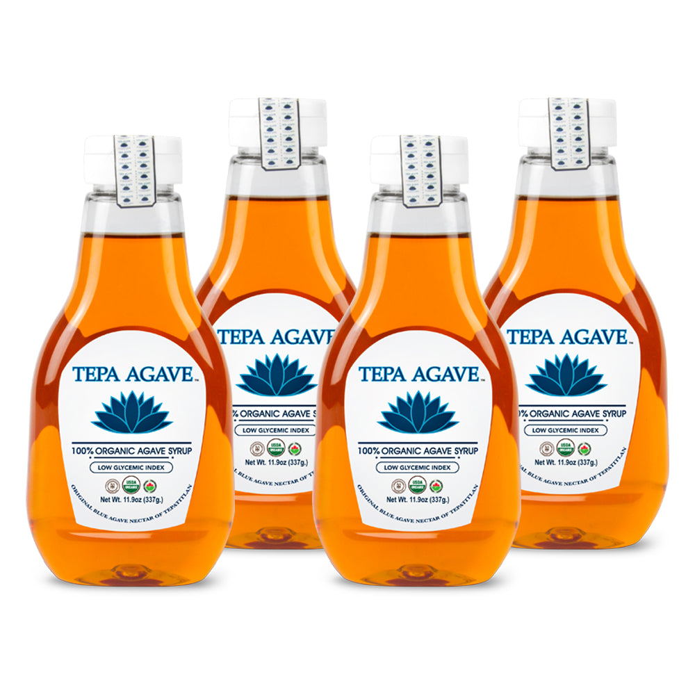 4 Pack Original  Agave Syrup 23.8oz