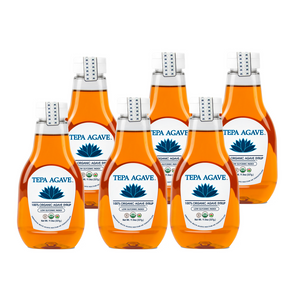 6 Pack Original Agave Syrup 11.9oz