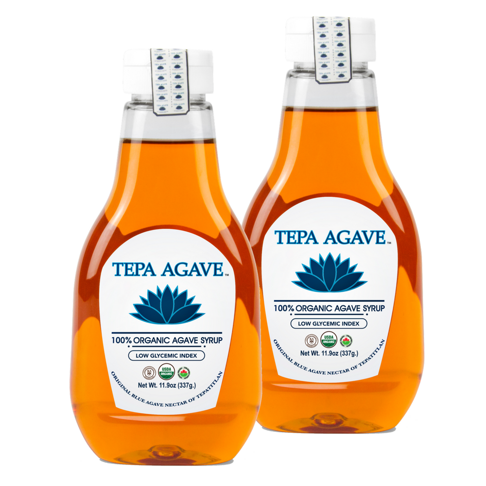 2 Pack Original  Agave Syrup 11.9 oz