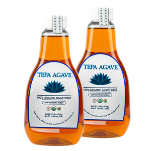2 Pack Original Agave Syrup 23.8oz