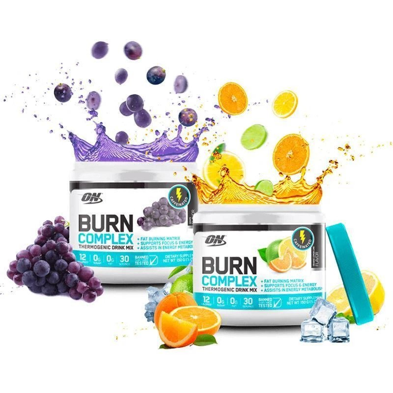 Twin Pack: Burn Complex