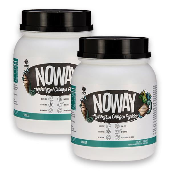 Twin Pack: 100% Noway HCP Protein