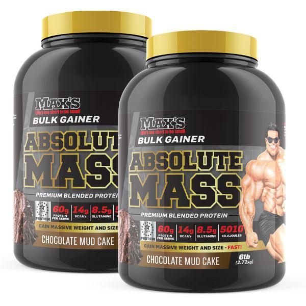 Twin Pack: Absolute Mass