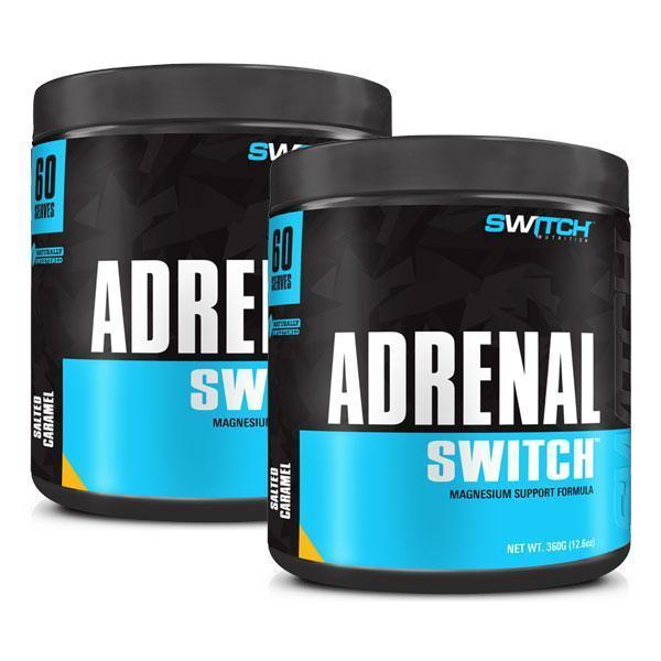 Twin Pack: Adrenal Switch