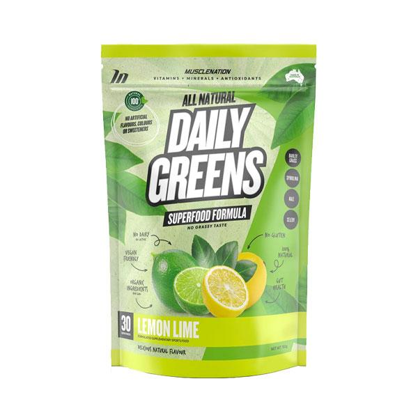All Natural Daily Greens