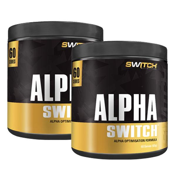 Twin Pack: Alpha Switch