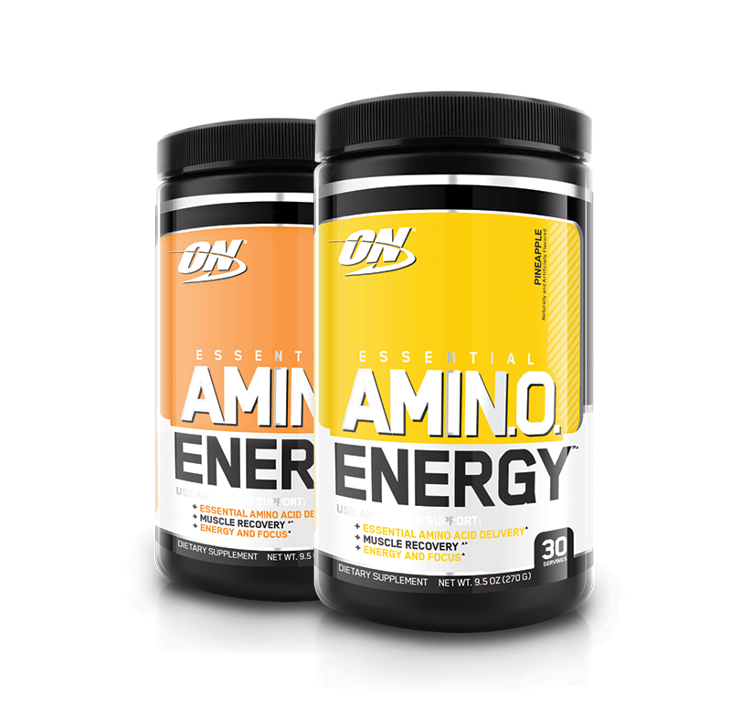 Twin Pack: Amino Energy (30 Serves)